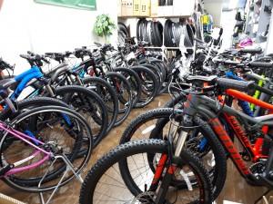 サイクルローマン マウンテンバイクコーナー