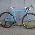 ローマンオリジナル クロモリ 自転車